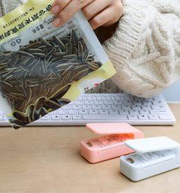 Alat Penyegel Plastik Mini Kuat Terlaris di Korea
