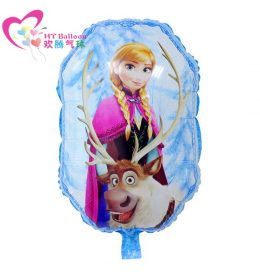 Balon Karakter Frozen Meriahkan Acara Ulang Tahun Anak