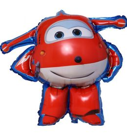 Balon Karakter Kartun Super Flying Hero Le Di Paling Hits