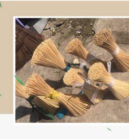 Grosir Jeruji Bambu 6.5 mm Termurah Asli Import Negeri Bambu