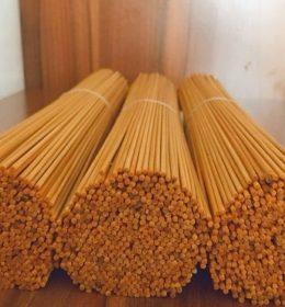 Jeruji Bambu Sangkar Burung 5 mm Termurah Solo