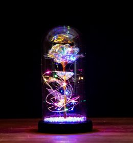 Lampu Tumblr Bunga Mawar Kado Romantis untuk Pasangan_7