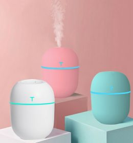 Pelembab Ruangan Aromatherapy Air Humidifier Diffuser
