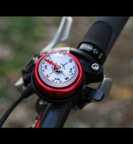 Bel Kompas Aksesoris Sepeda Paling Pas