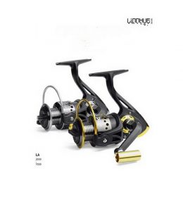LA4000 Fishing Spinning Reel Asli Import