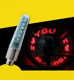 Lampu Nosel Gas Kejut Fotosensitif Dua Sisi 7LED