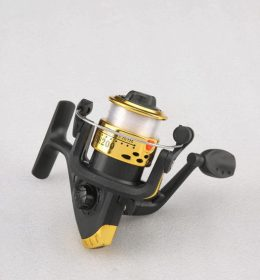 Reel Pancing BH200 Type Fishing Reel With Line Small Fishing