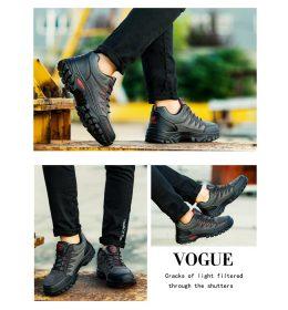 Safety Shoes Sepatu Paling Kuat Nyaman Aman dan Berkualitas Asli Import