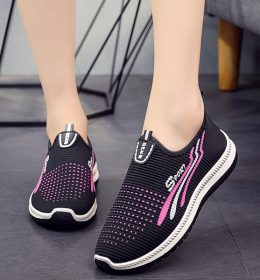 Sepatu Wanita Slip On Sport Fashion