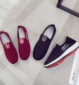 Sepatu Wanita Slip On Sport Fashion Paling Dicari