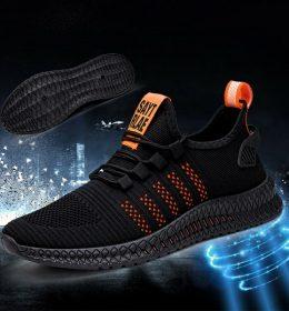 Sneakers Pria Paling Laris Lentur dan Anti Slip