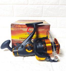 Reel Pancing TKN 4000A Bantalan Stainless Steel
