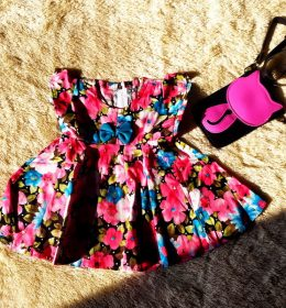 Dress Mini Anak Lucu dan Simple