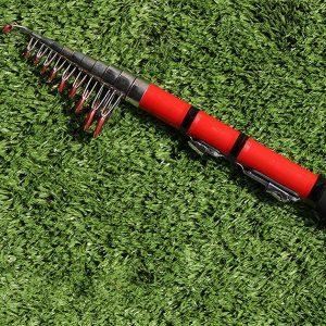 Joran Antena 210 Merah Silver
