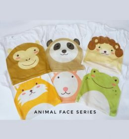 Kaos Bayi Lucu Babby Egg And Animal Series