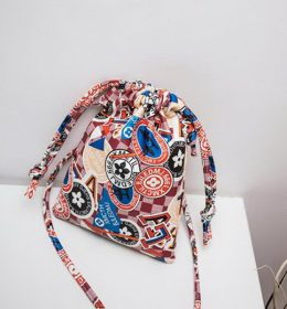 Ransel Mini Motif Simple