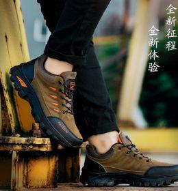 Safety Shoes Sepatu Gunung Kuat Nyaman