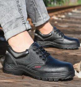 Sepatu Safety Safe Boot Aox Kuat dan Berkualitas