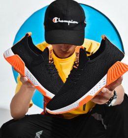 Sepatu Sneaker Cowok Fashion Keren