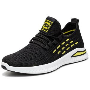 Sepatu Sneakers Tali Pria Kekinian