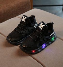 Sneakers Anak LED Termurah Kualitas Asli Import