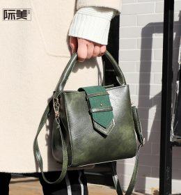 Tas Kerja Asli Import Colour Green
