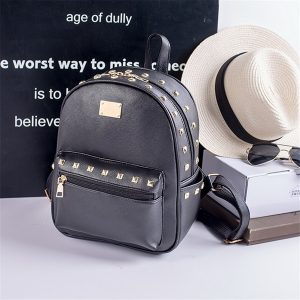 Tas Ransel Studded Original Import