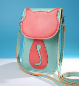 Tas Selempang Mini Cat Series