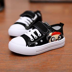 Sepatu Anak Model Gambar Import