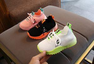 Sepatu Sneakers Off White Anak