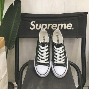 Sepatu Warior Tali Pendek