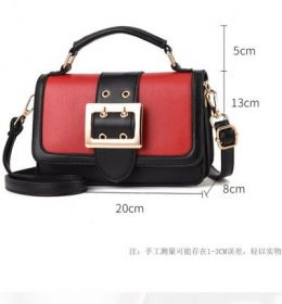 Tas Selempang Red Colour