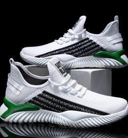 Sepatu Sneakers Import Sayt Relate White