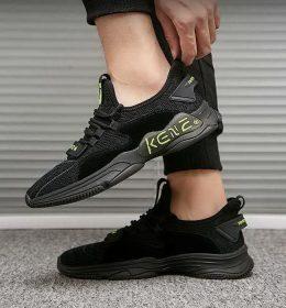 Sepatu Sneakers Kenzo Pu ma Anti Slip
