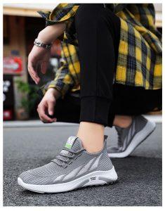 Sepatu Sneakers Pria Asli Kualitas Import