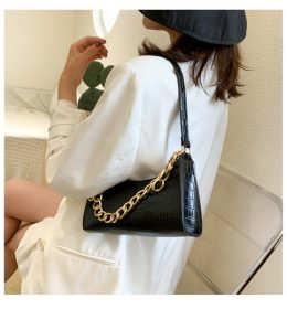 Tas Croco Shoulder Bag Import
