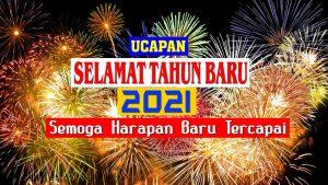 Sambut Tahun Baru 2021 dengan Semangat Baru