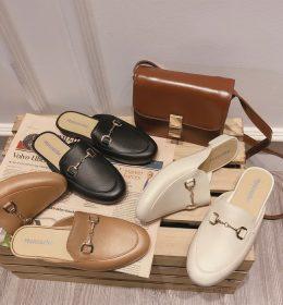 Sandal Selop Model Mules Simple
