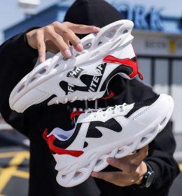 Sepatu Sneakers Putih OffWhite