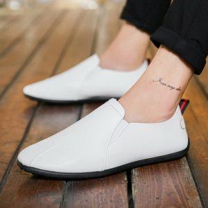 5 Bahan Baku Pembuatan Sepatu
