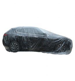 Mantol Mobil Transparan Ukuran L