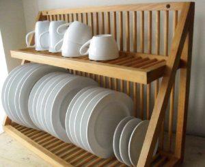 Pilih Rak Yang Tepat Untuk Mempercantik Peralatan Dapur