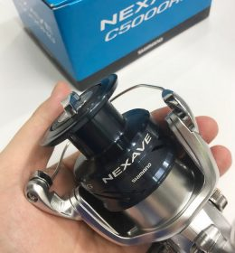Reel Pancing Shimano Nexave 4000HG