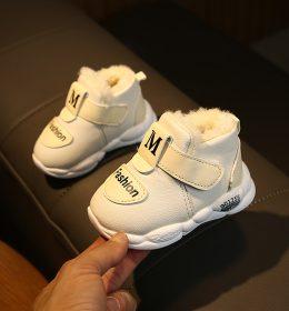 Sepatu Anak Bulu M Fashion