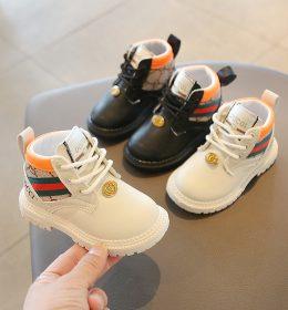 Sepatu Anak Martin Boots 1 sampai 6 Tahun