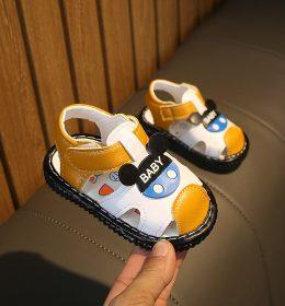 Sepatu Balita Mickey Boo Boo Anti Slip