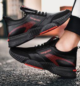 Sepatu Sneakers Pria Anti Air dan Berkualitas
