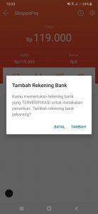 Cara Mentransfer Saldo ShopeePay Ke Rekening Bank