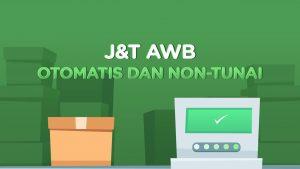 Konfirmasi Orderan Praktis dengan AWB Otomatis