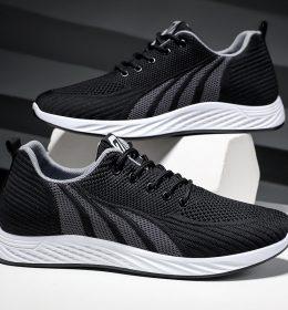 Sepatu Sneakers Pria Keren Cocok Untuk Running